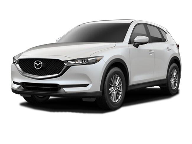 New 2017 Mazda Mazda CX-5 Sport FWD SUV In Orange County