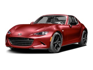 2017 Mazda Mazda MX-5 Miata RF Coupe Soul Red Metallic
