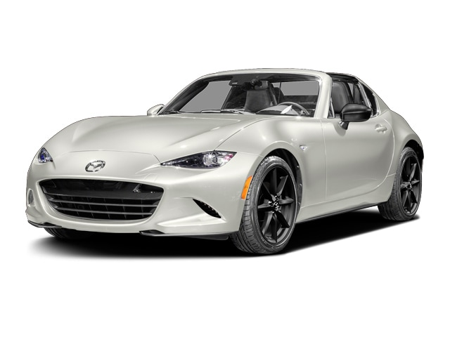 2017 Mazda Mazda MX 5 Miata RF Club Coupe
