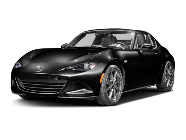 new 2017 mazda mazda mx 5 miata rf grand touring for sale. Black Bedroom Furniture Sets. Home Design Ideas