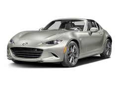 2017 Mazda Mazda MX-5 Miata RF Grand Touring Coupe for sale in Cuyahoga Falls
