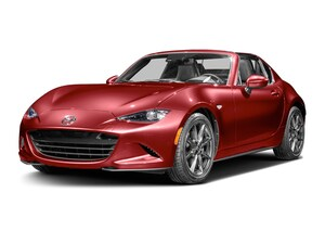 2017 Mazda Mazda MX-5 Miata RF Grand Touring