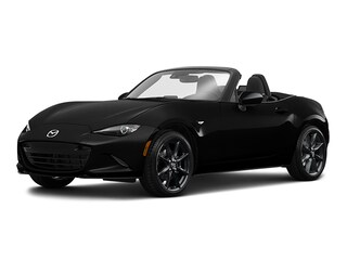 2017 Mazda Mazda MX-5 Miata Club Convertible JM1NDAC78H0124912 for sale in Medina, OH at Brunswick Mazda