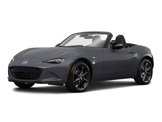 2017 Mazda Mazda MX-5 Miata Club Convertible in Ann Arbor, MI