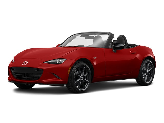 2017 Mazda Mazda MX-5 Miata Club Convertible
