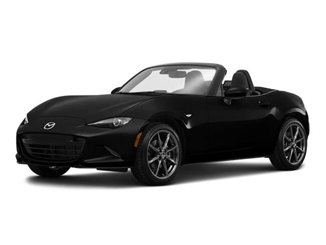New 2017 Mazda Mazda MX-5 Miata GT Convertible In Orange County