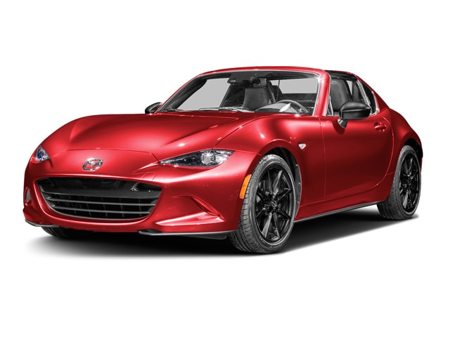 2017 Mazda MX-5 RF Coupé