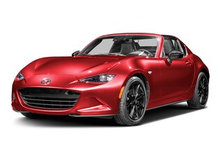 2017 Mazda MX-5 RF GS Coupe