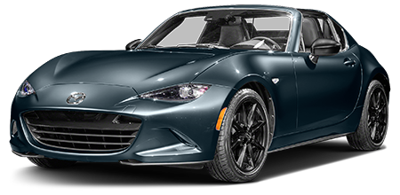 2017 Mazda MX-5 RF Coupe GS