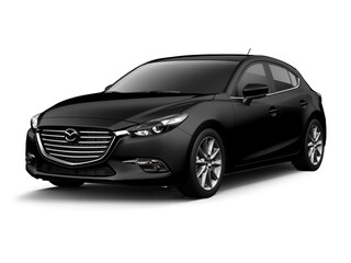2017 Mazda Mazda3 Grand Touring Hatchback