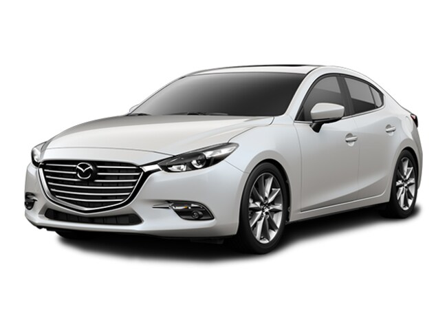 2017 Mazda Mazda3 Grand Touring Sedan