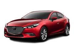 2017 Mazda Mazda3 Grand Touring Sedan 3MZBN1W37HM143521 for sale in Shrewsbury, MA at Sentry Mazda
