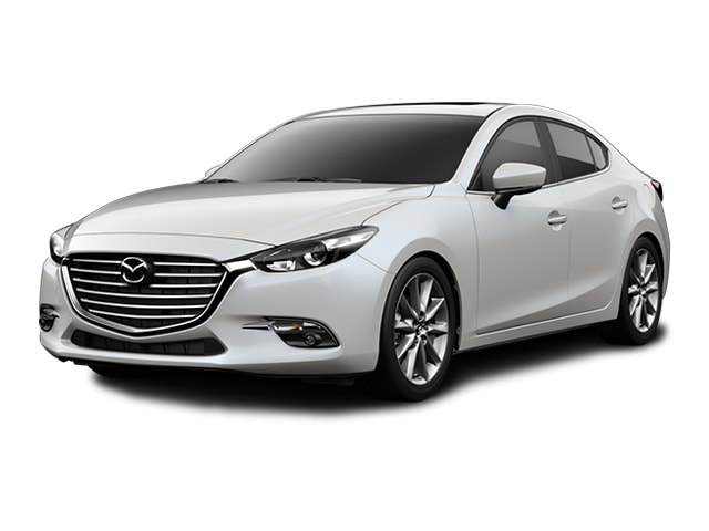 2017 Mazda Mazda3 Sedan