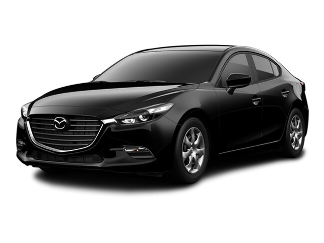 2017 Mazda Mazda3 Sport w/ Preferred Equipment Pkg. Sedan