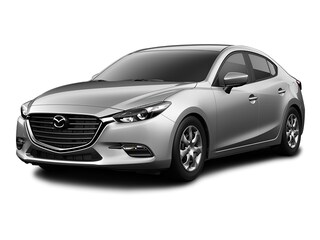 2017 Mazda Mazda3 Sport w/ Preferred Equipment Pkg. Sedan