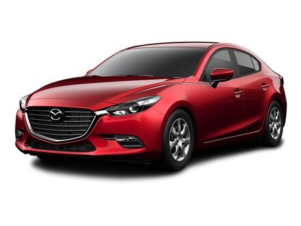 2017 Mazda Mazda3 4-Door Sport Car