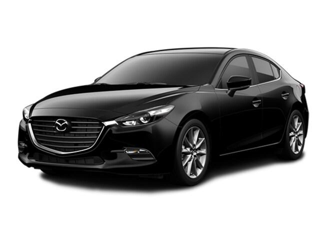 2017 Mazda Mazda3 4-Door Touring Car