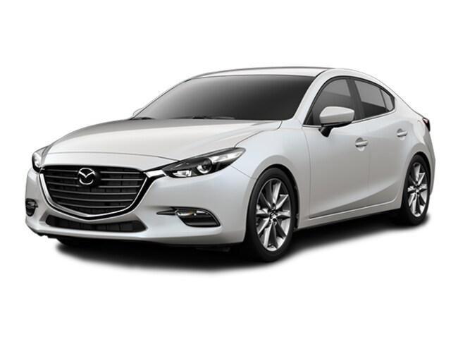 2017 Mazda Mazda3 4-Door Touring Touring Auto