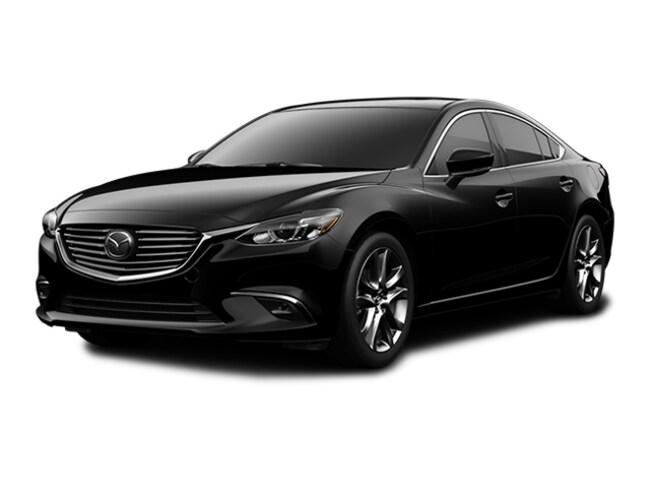 2017 Mazda Mazda6 Grand Touring Sedan
