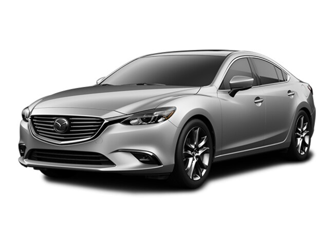 New 2017 Mazda Mazda6 GT Sedan In Orange County
