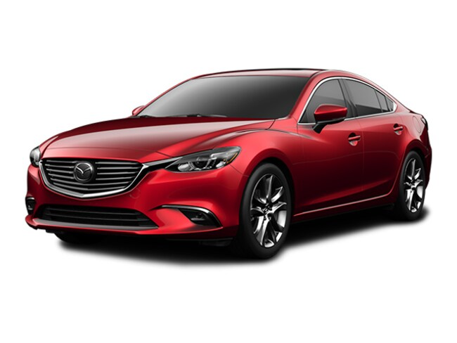 New 2017 Mazda Mazda6 GT Sedan In Orange County