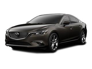 Used Cars  2017 Mazda Mazda6 Grand Touring Sedan JM1GL1W54H1129380 for sale in Hyannis, MA at Premier Mazda