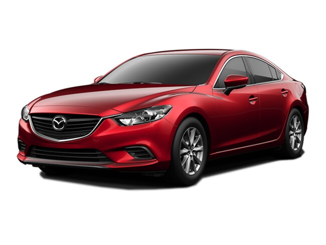 New 2017 mazda mazda6 sedan sport soul red for sale for Giovanni s manchester nh