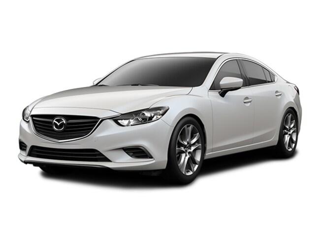 New 2017 Mazda Mazda6 Touring Sedan In Orange County