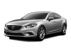 New 2017 Mazda Mazda6 Touring Sedan 17M277 in Canandaigua, NY