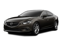 New 2017 Mazda Mazda6 Touring Sedan 17M194 in Canandaigua, NY