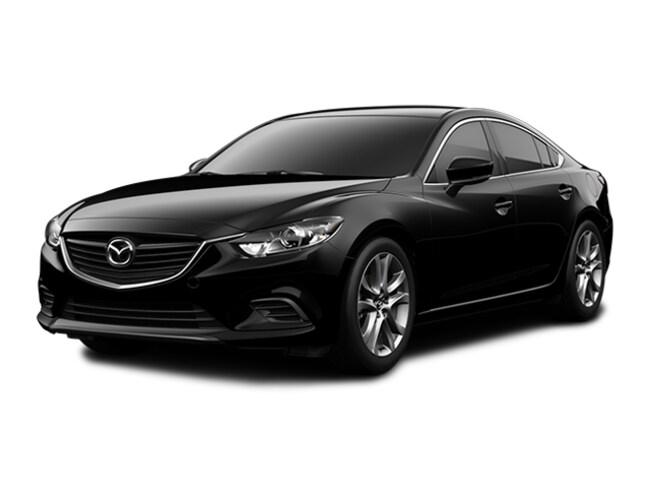 New 2017 Mazda Mazda6 Touring Sedan in Norwood serving greater Boston MA
