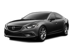 New 2017 Mazda Mazda6 Touring Sedan JM1GL1V59H1149139 for sale in Huntsville, AL at Hiley Mazda of Huntsville