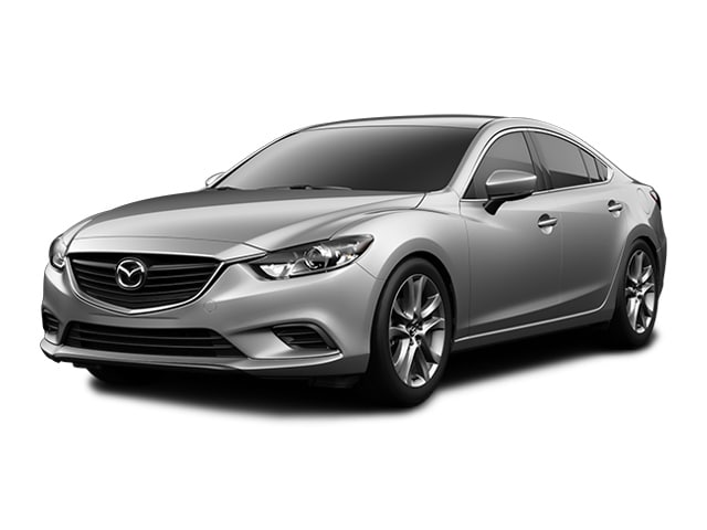 New 2017 Mazda Mazda6 Touring Sedan Reading, PA