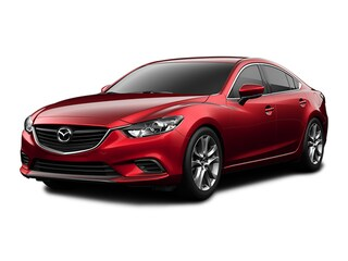Used 2017 Mazda Mazda6 Touring Sedan in Urbandale
