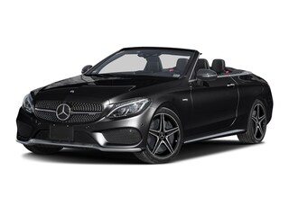 Used 2017 Mercedes-Benz AMG C 43 4MATIC Cabriolet THF487204 for sale near Houston