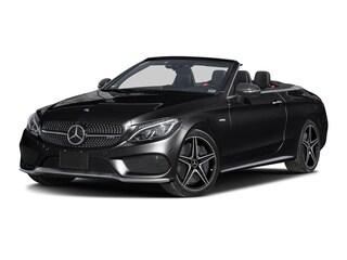 2017 Mercedes-Benz AMG C 43 4MATIC Cabriolet