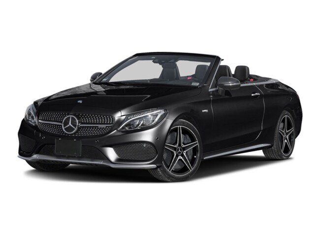 New 2017 Mercedes-Benz AMG C 43 4MATIC Cabriolet in Glendale, near Los Angeles