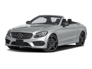 Used 2017 Mercedes-Benz AMG C 43 4MATIC Cabriolet for sale in Belmont, CA