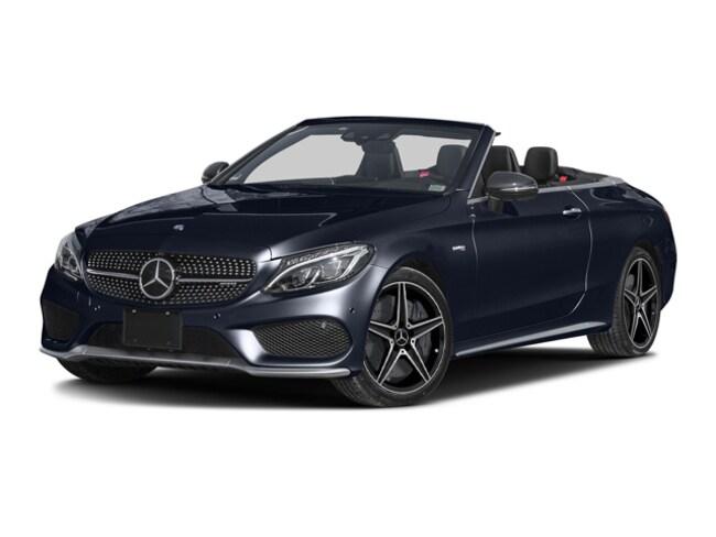2017 Mercedes-Benz AMG® C 43 Cabriolet