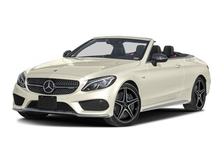 2017 Mercedes-Benz C-Class AMG C 43 AWD AMG C 43 4MATIC  Convertible