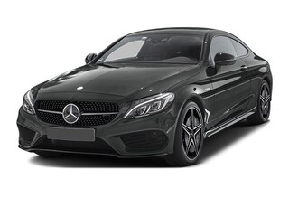 2017 Mercedes-Benz AMG C 43 4MATIC Coupe
