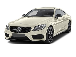 2017 Mercedes-Benz C-Class C 43 AMG® Coupe
