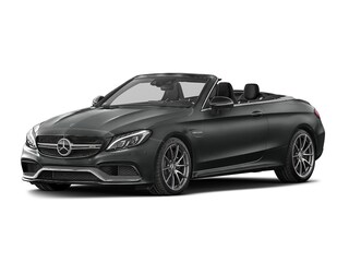 Certified Pre-Owned 2017 Mercedes-Benz AMG C 63 C 63 AMG® Cabriolet Bentonville, AR