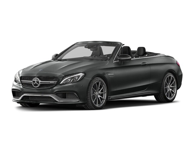 2017 Mercedes-Benz AMG C 63 AMG C63 Cabriolet
