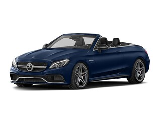 Pre-Owned 2017 Mercedes-Benz AMG C 63 S Cabriolet 522862 in Columbus, GA