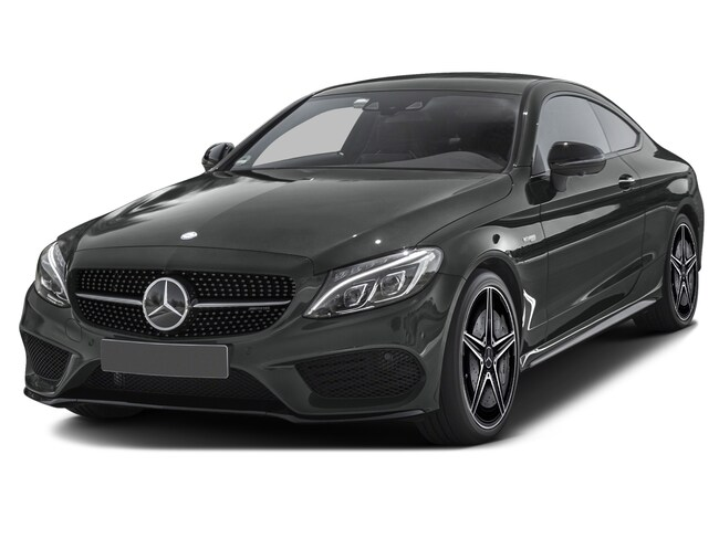 2017 Mercedes-Benz AMG C 63 C 63 S AMG® Coupe