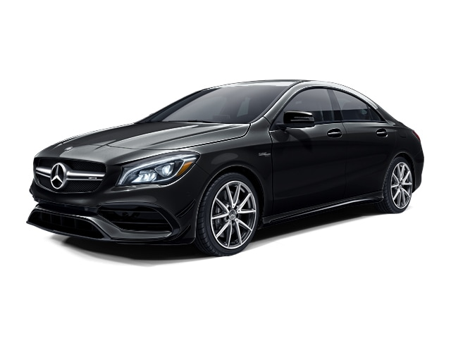 2017 Mercedes-Benz AMG CLA 45 4MATIC Coupe