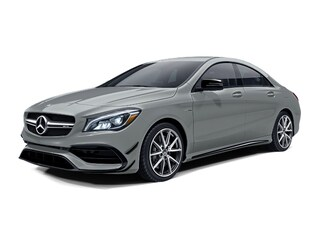 Used 2017 Mercedes-Benz AMG CLA 45 CLA 45 AMG® Coupe in Bentonville