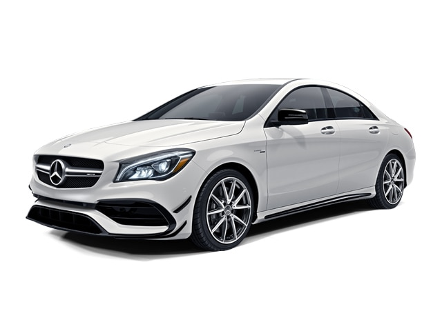 2017 Mercedes-Benz AMG CLA 45 Sedan