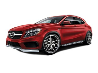 Used 2017 Mercedes-Benz AMG GLA 45 4MATIC SUV in Belmont